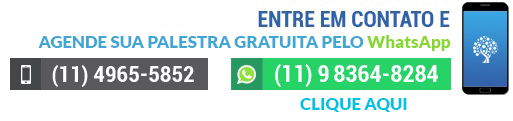 Agende sua palestra pelo whatsapp